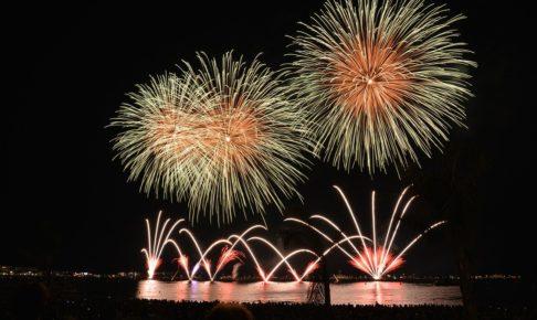 名古屋港,花火,12月,穴場,時間,クリスマスチケット